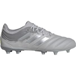 Buty piłkarskie adidas Copa 20.3 Fg M EF8329 szare