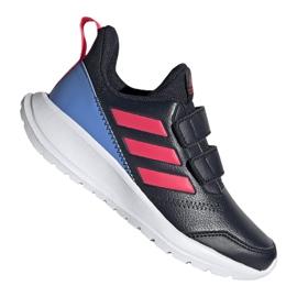 Buty adidas Jr AltaRun Cf Jr G27230 czarne