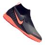 Buty piłkarskie Nike Phantom Vsn Academy Df Tf Jr AO3292-080 czarne