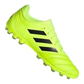 Buty piłkarskie adidas Copa 19.3 Ag Ig M EE8152 żółty żółte