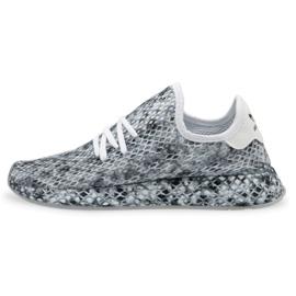 Buty adidas Originals Sneakers Deerupt Runner W EE5808 czarne szare