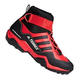 Buty trekkingowe adidas Terrex Hydro Lace M CQ1755 czarne
