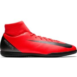 Buty piłkarskie Nike Mercurial Superfly X 6 Club CR7 Ic M AJ3569 600 czarny, pomarańczowy czerwone