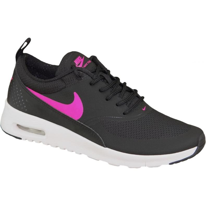 Buty Nike Air Max Thea Gs W 814444-001 czarne