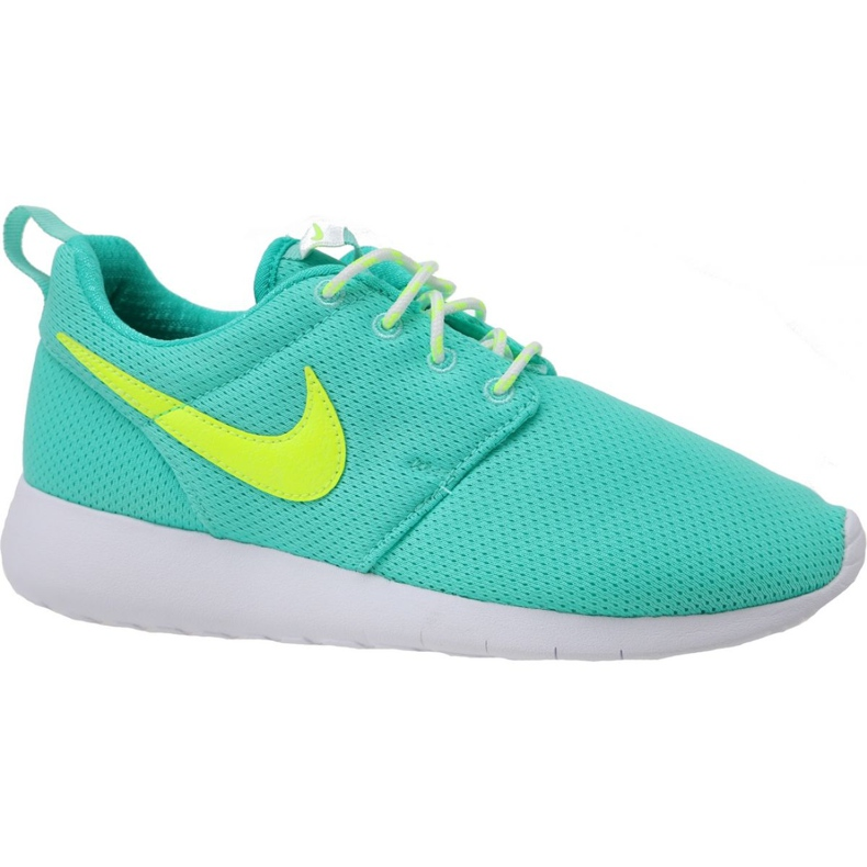 Buty Nike Roshe One Gs W 599729-302 niebieskie