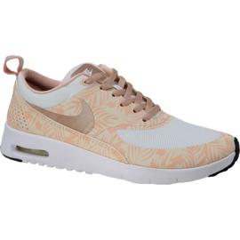 Buty Nike Air Max Thea Print Gs W 834320-100 brązowe