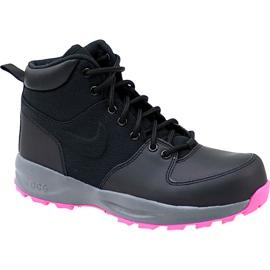 Buty Nike Manoa Lth Gs W 859412-006 czarne