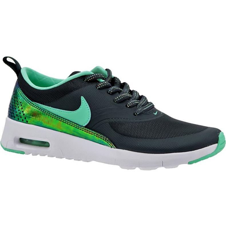 Buty Nike Air Max Thea Print Gs W 820244-002 czarne zielone