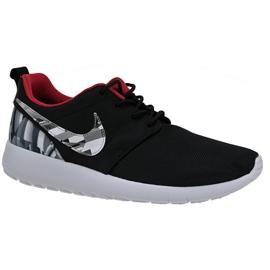 Buty Nike Roshe One Print Gs W 677782-012 czarne