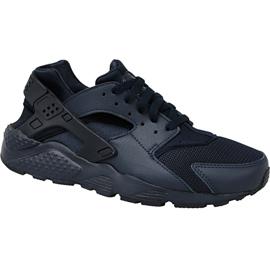 Buty Nike Huarache Run Gs W 654275-403 czarne