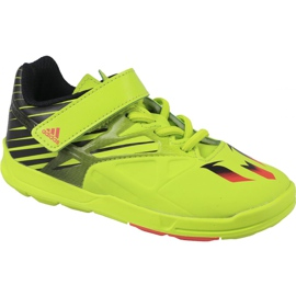 Buty adidas Messi El I K Jr AF4052 żółte