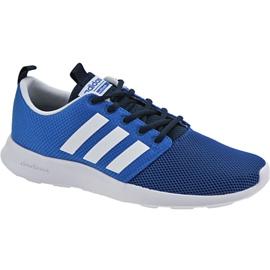 Buty adidas Cloudfoam Swift M AW4155 niebieskie
