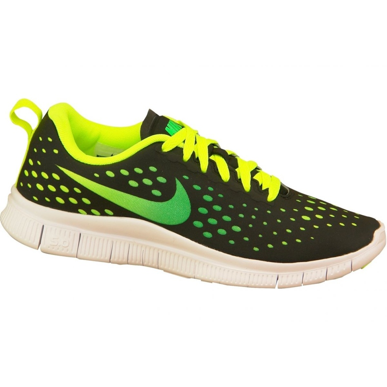 Buty Nike Free Express Gs W 641862-005 czarne wielokolorowe