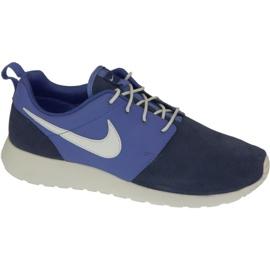 Buty Nike Rosherun Premium M 525234-401 granatowe