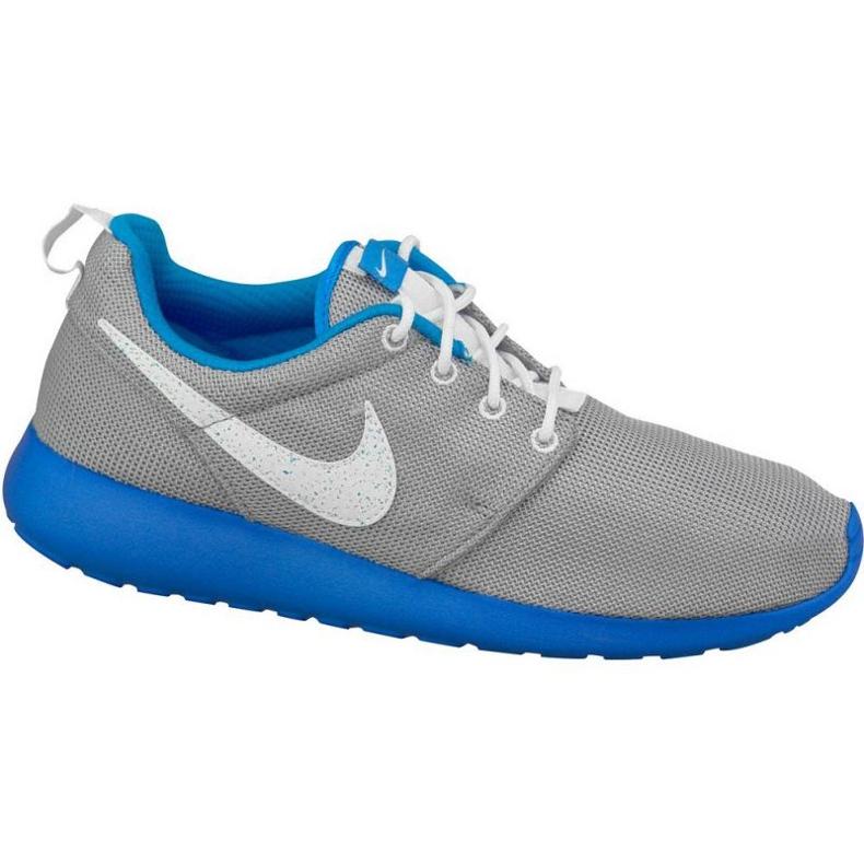 Buty Nike Rosherun Gs W 599728-019 szare