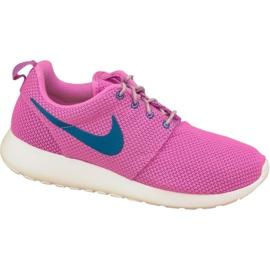 Buty Nike Rosherun W 511882-502 różowe