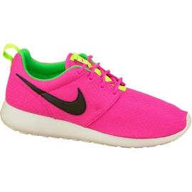 Buty Nike Rosherun Gs W 599729-607 różowe