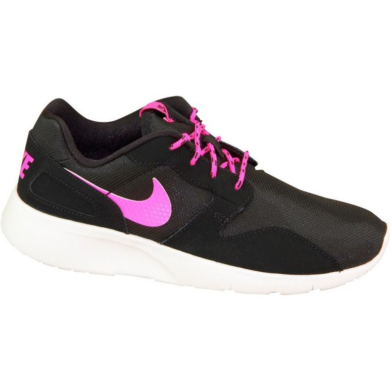 Buty Nike Kaishi Gs W 705492-001 czarne różowe