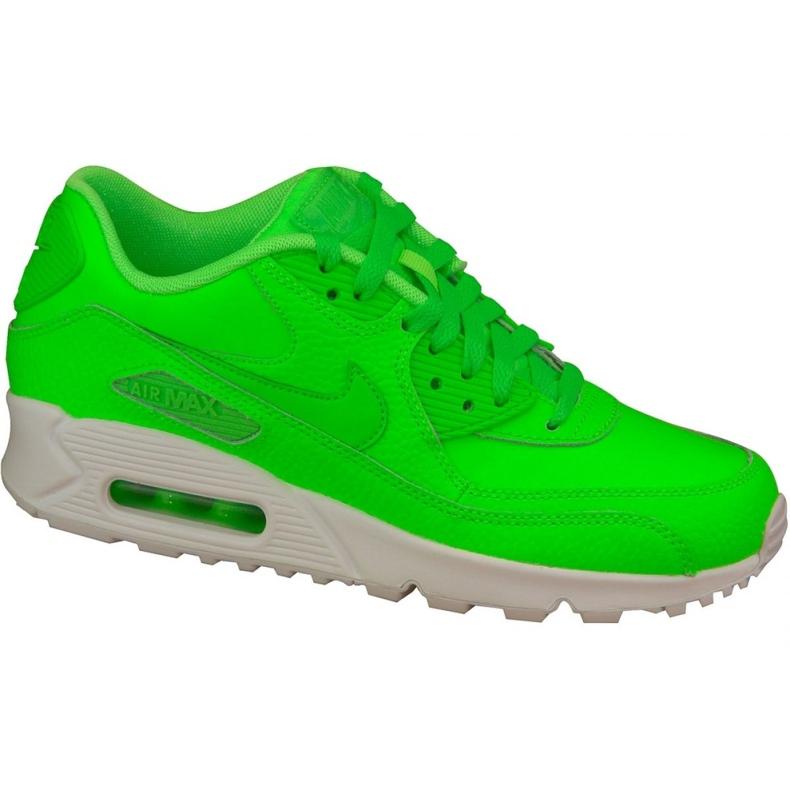 Buty Nike Air Max 90 Ltr Gs W 724821-300 zielone