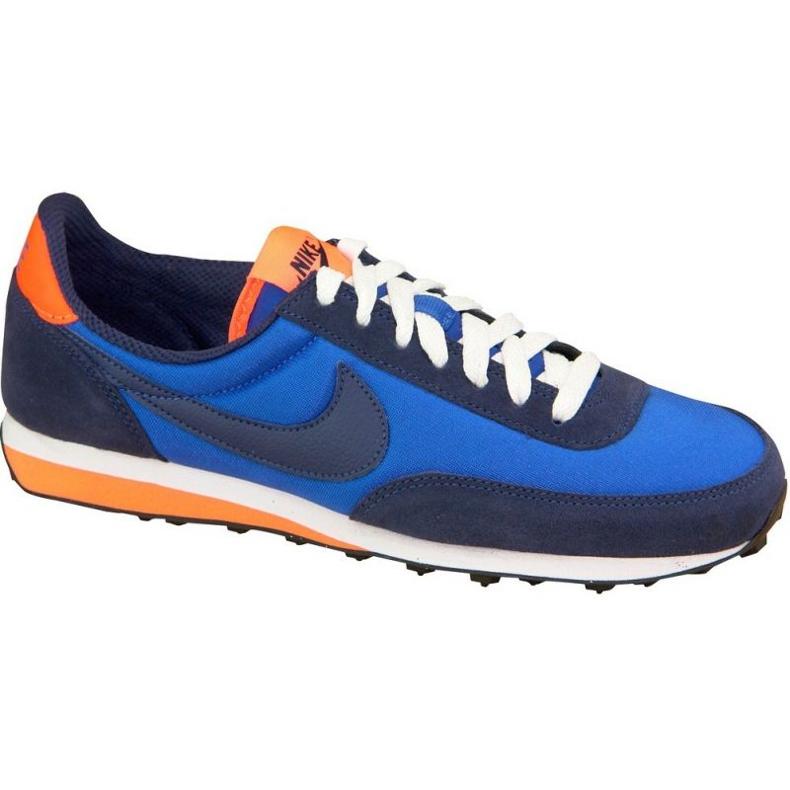 Buty Nike Elite Gs W 418720-408 granatowe niebieskie