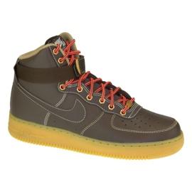 Buty Nike Air Force 1 High M 315121-203 brązowe