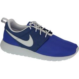 Buty Nike Roshe One Gs W 599728-410 granatowe niebieskie