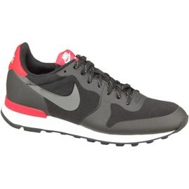 Buty Nike Internationalist W 749556-002 czarne czerwone szare