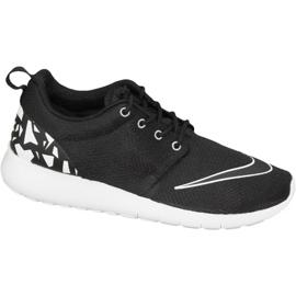 Buty Nike Roshe One Fb Gs W 810513-001 białe czarne