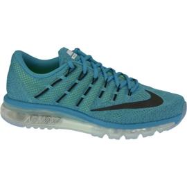 Buty Nike Air Max 2016 M 806771-400 niebieskie