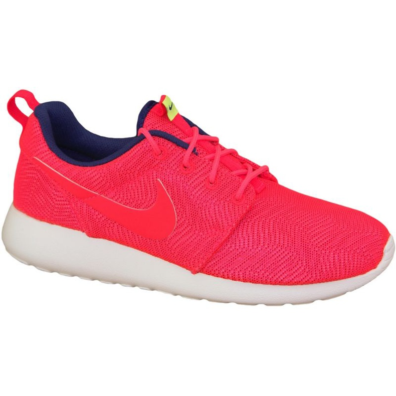 Buty Nike Roshe One Moire W 819961-661 czerwone