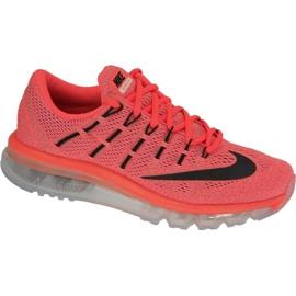 Buty Nike Air Max 2016 W 806772-800 czerwone
