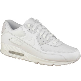 Buty Nike Air Max 90 Essential M 537384-111 białe