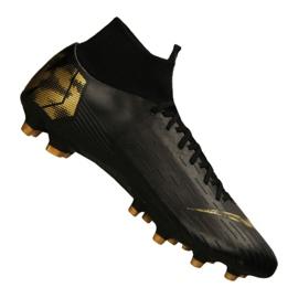 Buty Nike Superfly 6 Pro AG-Pro M AH7367-077 czarne czarny, złoty