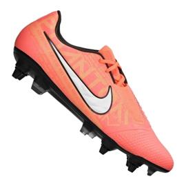 Buty piłkarskie Nike Phantom Venom Elite Sg Pro Ac M AO0575 810 pomarańczowe