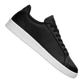Buty adidas Cloudfoam Adventage Clean M AW3915 czarne