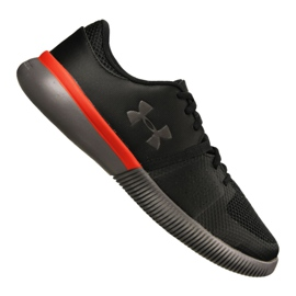 Buty treningowe Under Armour Zone 3 Nm M 3020753-001 czarne