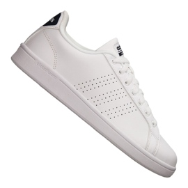Buty adidas Cloudfoam Adventage Clean M BB9624 białe