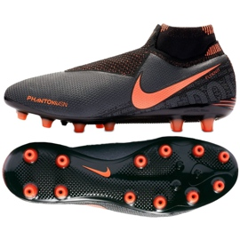 Buty piłkarskie Nike Phantom Vsn Elite Df Ag Pro M AO3261-080 czarne