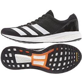 Buty biegowe adidas adizero Boston 8 m M G28861 czarne