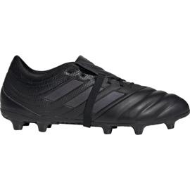 Buty piłkarskie adidas Copa Gloro 19.2 Fg M F35489 czarne czarne