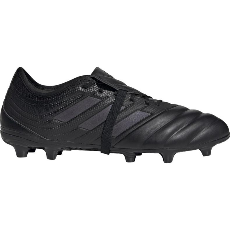 Buty piłkarskie adidas Copa Gloro 19.2 Fg M F35489 czarne czarny