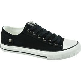 Buty Big Star Shoes W DD274338 czarne