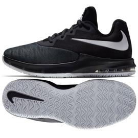 Buty Nike Air Max Infuriate Iii Low AJ5898-001 czarne