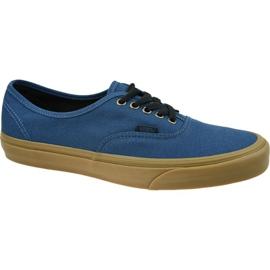 Buty Vans Ua Authentic M VN0A38EMU4C1 niebieskie