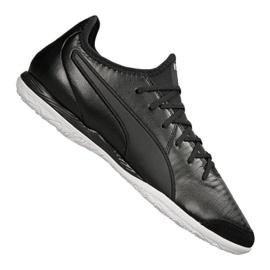 Buty halowe Puma King Pro It M 105669-01 czarny