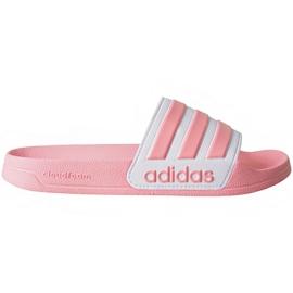 Klapki adidas Adilette Shower W EG1886 różowe