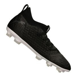 Buty piłkarskie Puma Future 19.3 Netfit Fg / Ag M 105539-02 czarny czarne
