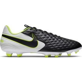 Buty piłkarskie Nike Tiempo Legend 8 Academy FG/MG M AT5292-007 czarny czarne