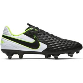 Buty piłkarskie Nike Tiempo Legend 8 Academy Sg Pro Ac M AT6014-007 czarny czarne
