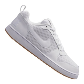 Buty Nike Court Borough Low Se M 916760-101 białe